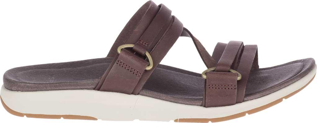 Women's Merrell Kalari Shaw Slide, Bracken Full Grain Leather, large, image 2