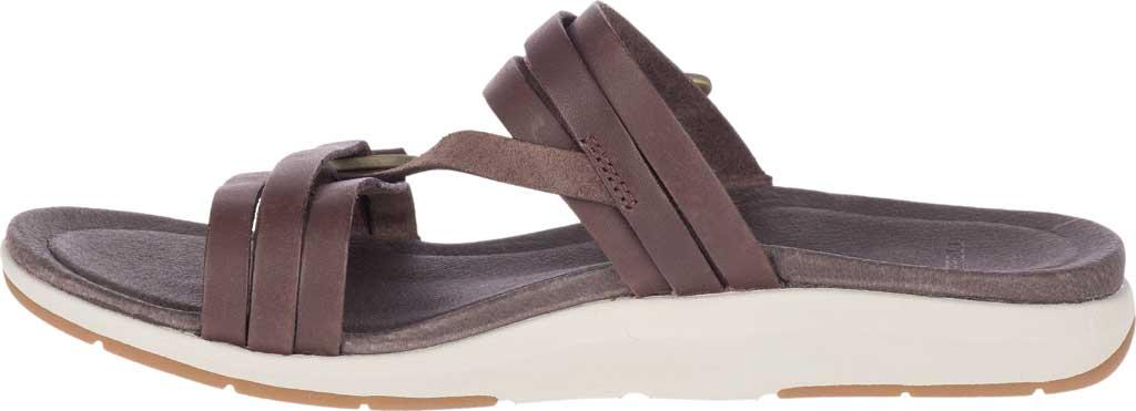 Women's Merrell Kalari Shaw Slide, Bracken Full Grain Leather, large, image 3