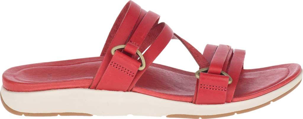 Women's Merrell Kalari Shaw Slide, Bossanova Full Grain Leather, large, image 2