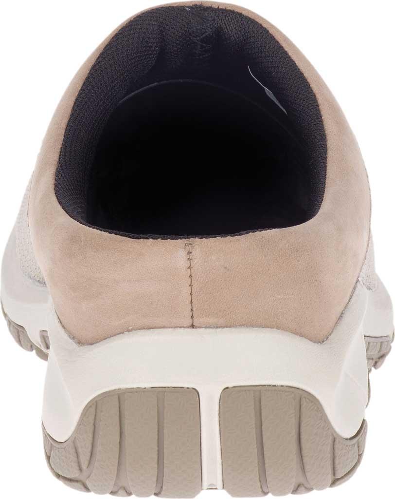 Women's Merrell Encore Breeze 4 Active Clog, Aluminum Mesh/Leather, large, image 4