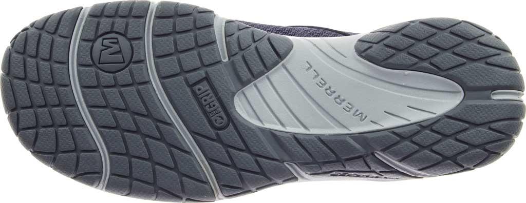 Women's Merrell Encore Breeze 4 Active Clog, Navy Mesh/Leather, large, image 6