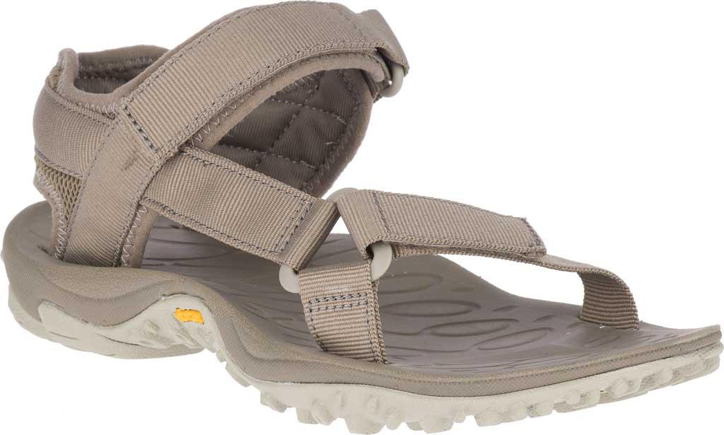 Women's Merrell Kahuna Web Active Sandal, Brindle Nylon Webbing/Mesh, large, image 1
