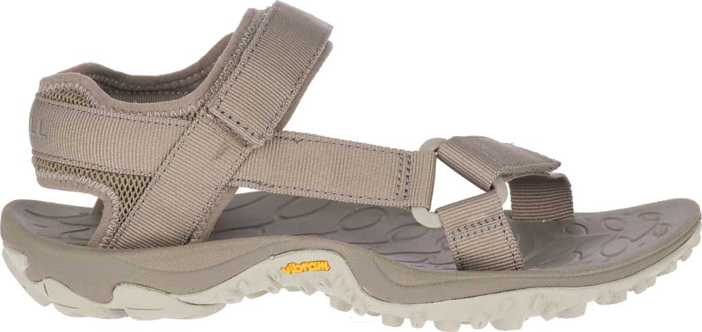 Women's Merrell Kahuna Web Active Sandal, Brindle Nylon Webbing/Mesh, large, image 2