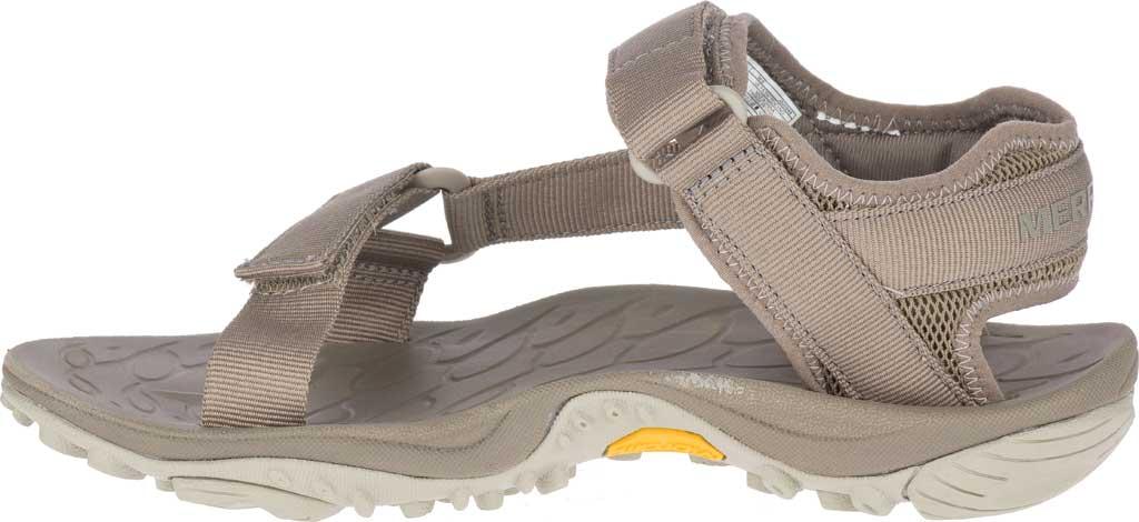 Women's Merrell Kahuna Web Active Sandal, Brindle Nylon Webbing/Mesh, large, image 3
