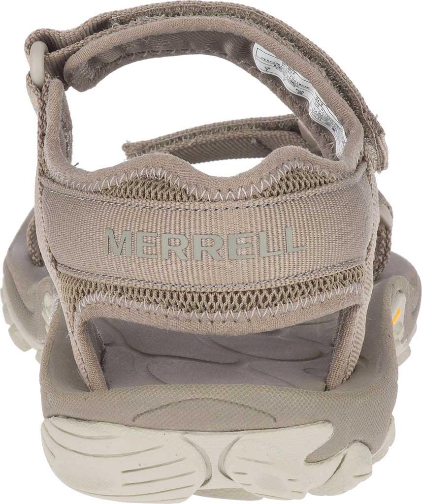 Women's Merrell Kahuna Web Active Sandal, Brindle Nylon Webbing/Mesh, large, image 4