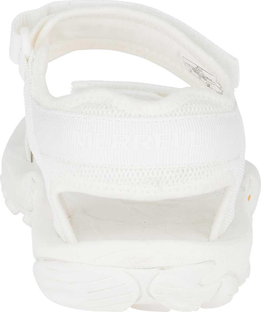 Women's Merrell Kahuna Web Active Sandal, White Nylon Webbing/Mesh, large, image 4