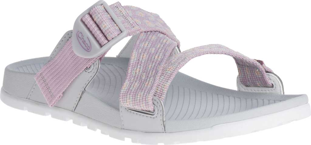 Women's Chaco Lowdown Active Slide, Mauve, large, image 1
