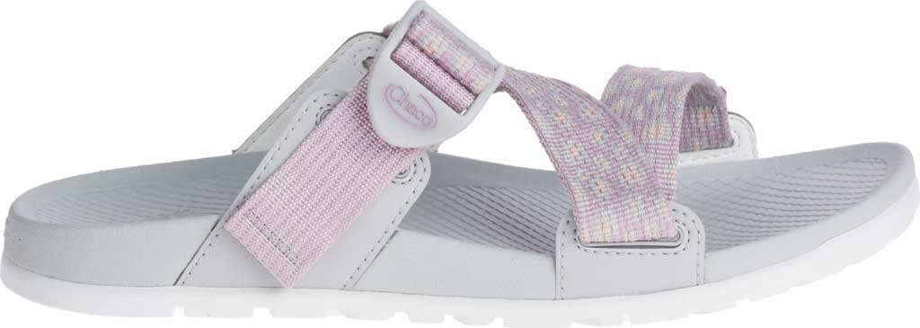 Women's Chaco Lowdown Active Slide, Mauve, large, image 2