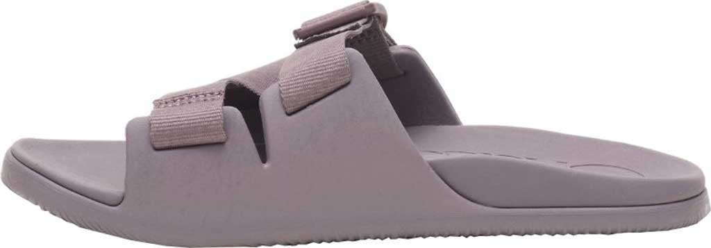 Women's Chaco Chillos Vegan Slide, Sparrow, large, image 2
