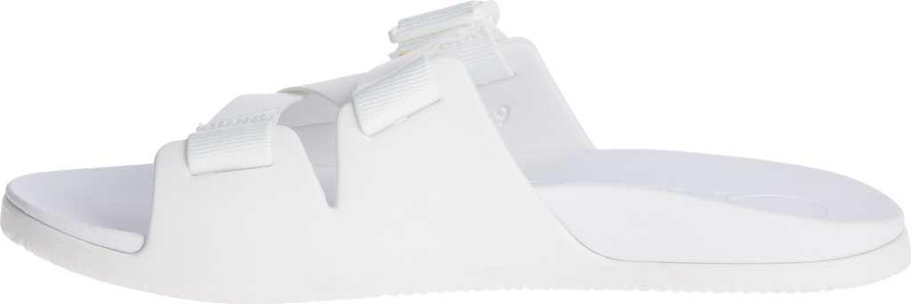 Men's Chaco Chillos Vegan Slide, White, large, image 3