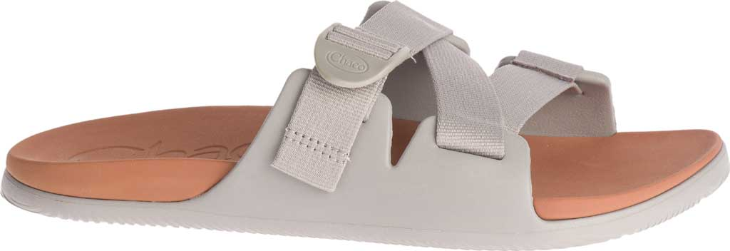 Men's Chaco Chillos Vegan Slide, Moon Rock, large, image 2