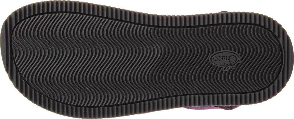 Women's Chaco Tulip Toe Loop Sandal, Fig Full Grain Leather, large, image 6