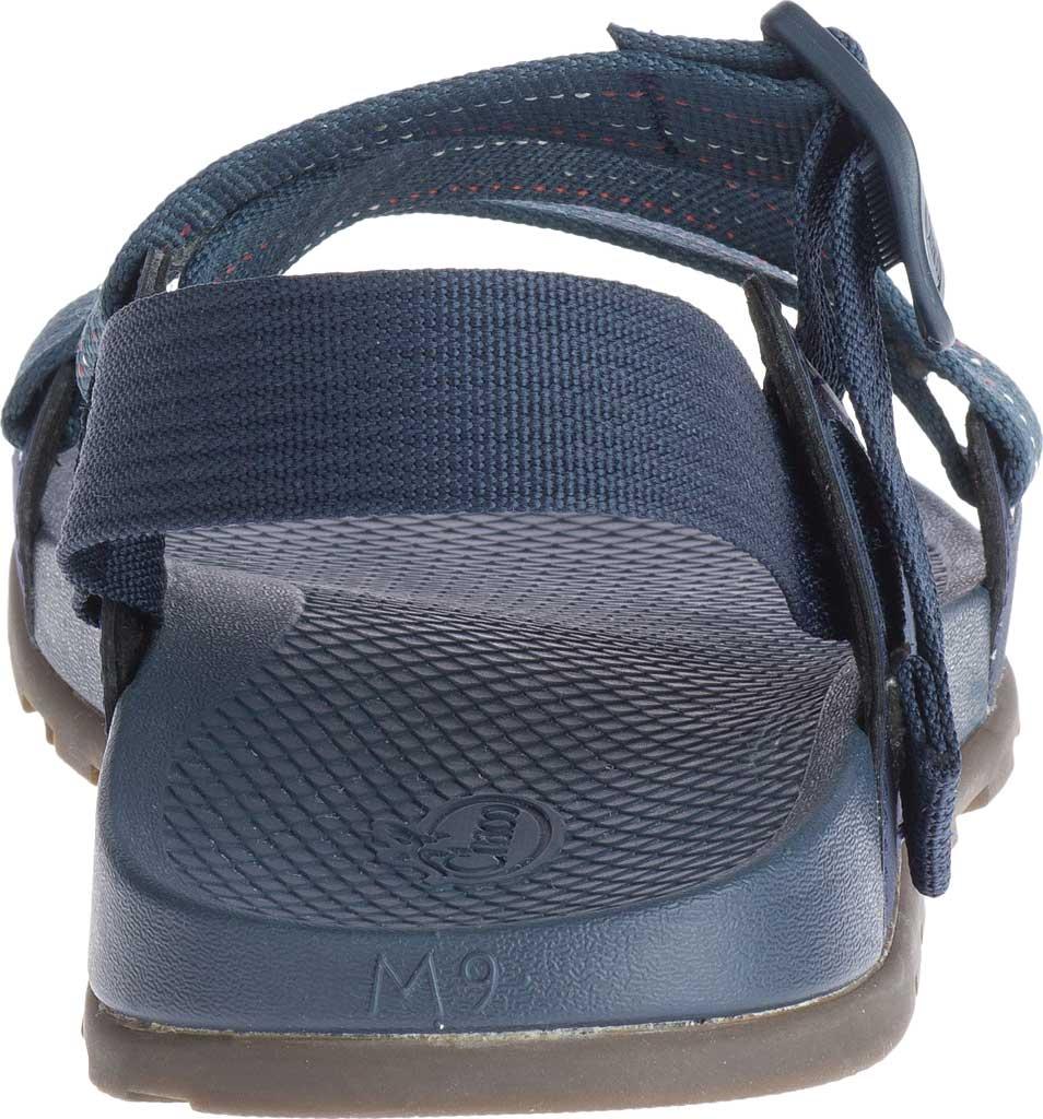Men's Chaco Lowdown Active Sandal, Navy, large, image 4