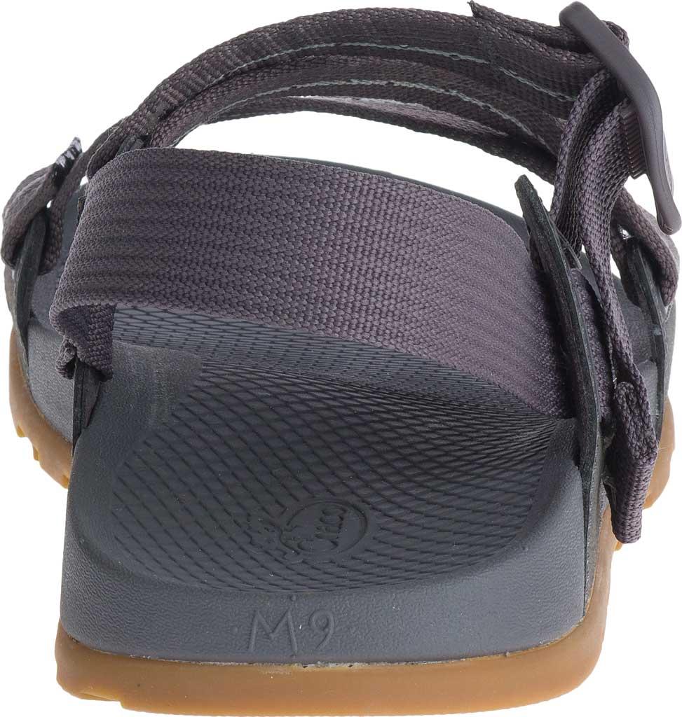 Men's Chaco Lowdown Active Sandal, Grey, large, image 4
