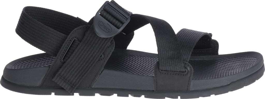 Men's Chaco Lowdown Active Sandal, Black, large, image 2