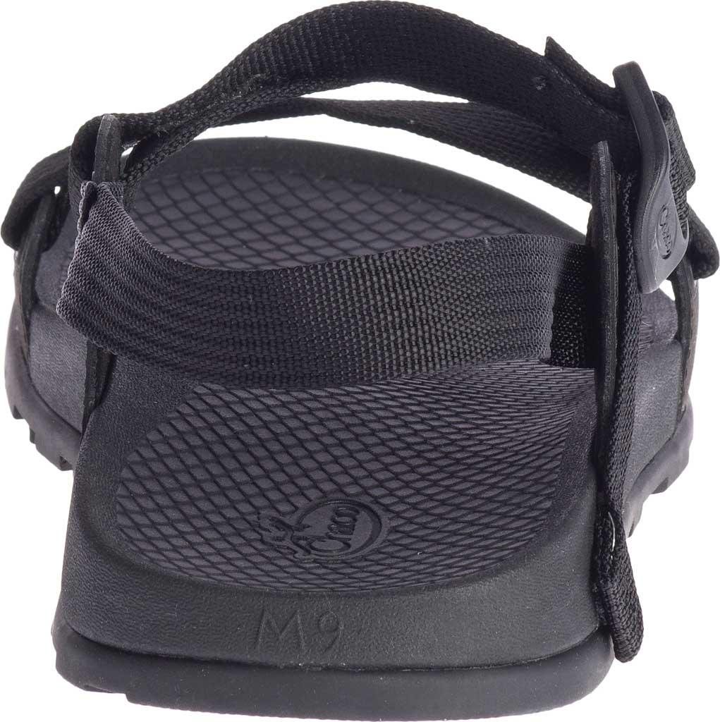 Men's Chaco Lowdown Active Sandal, Black, large, image 4
