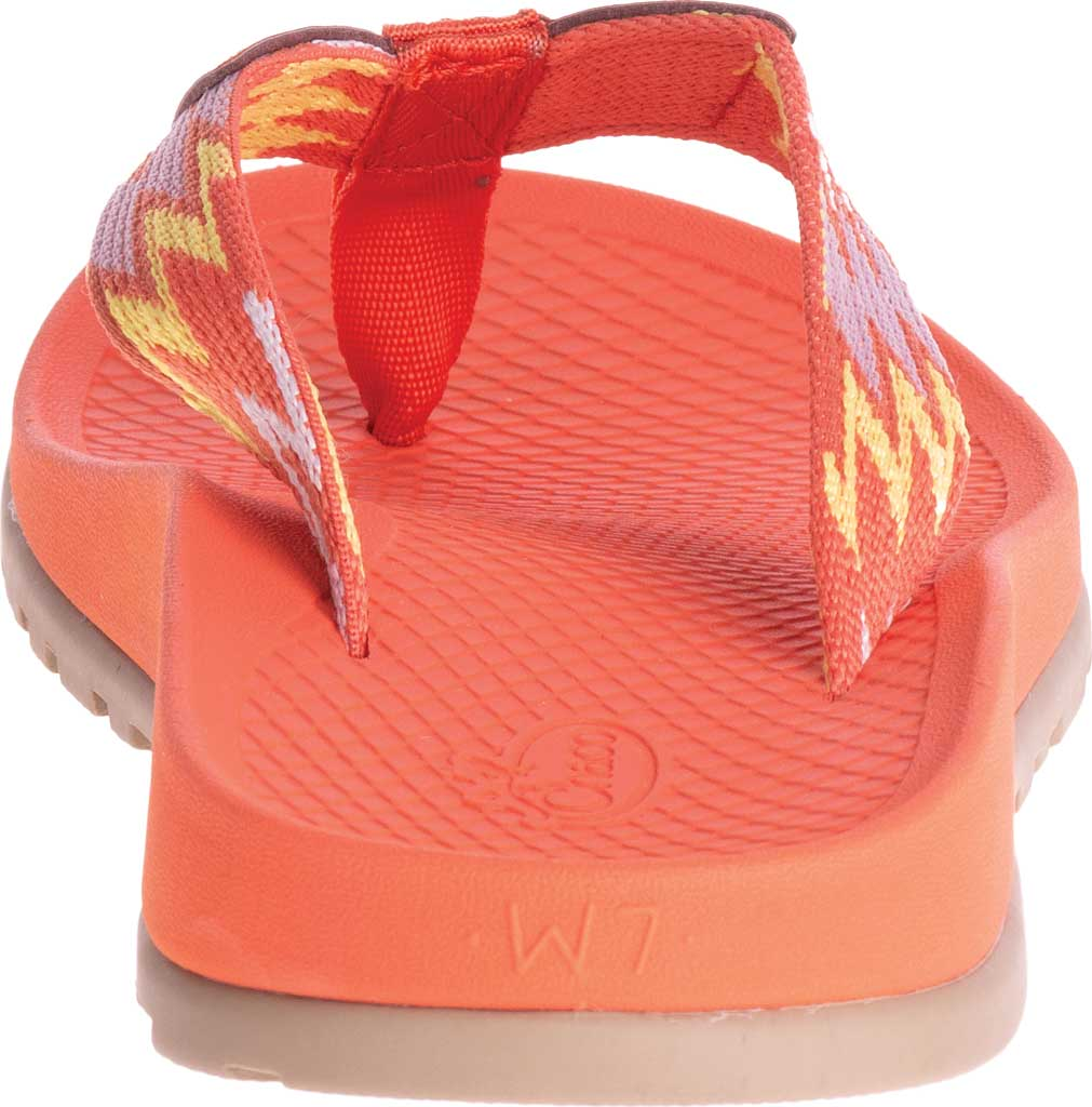 Women's Chaco Lowdown Flip Flop, Tricky Tiger, large, image 4