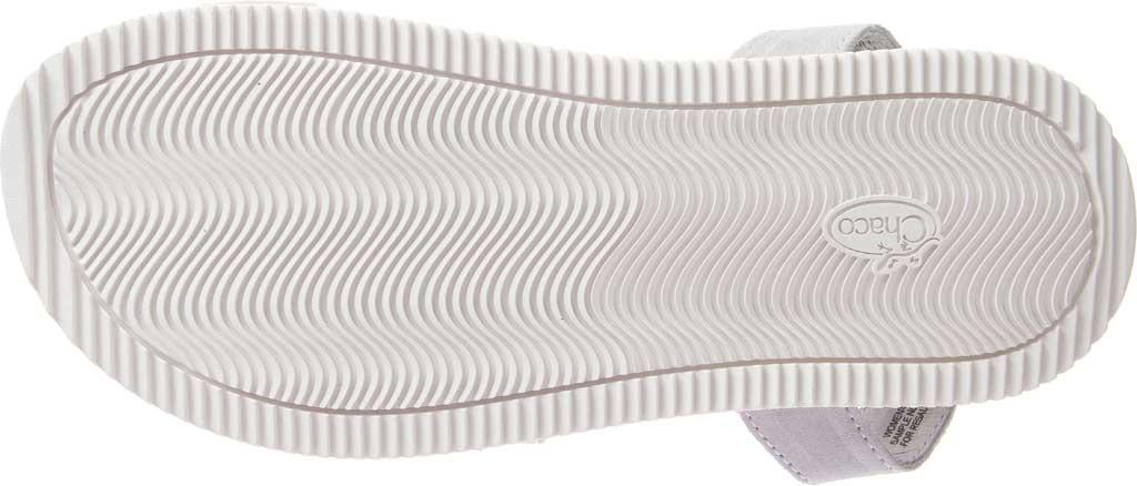 Women's Chaco Rose Ankle Strap Sandal, Granite Full Grain Leather, large, image 6