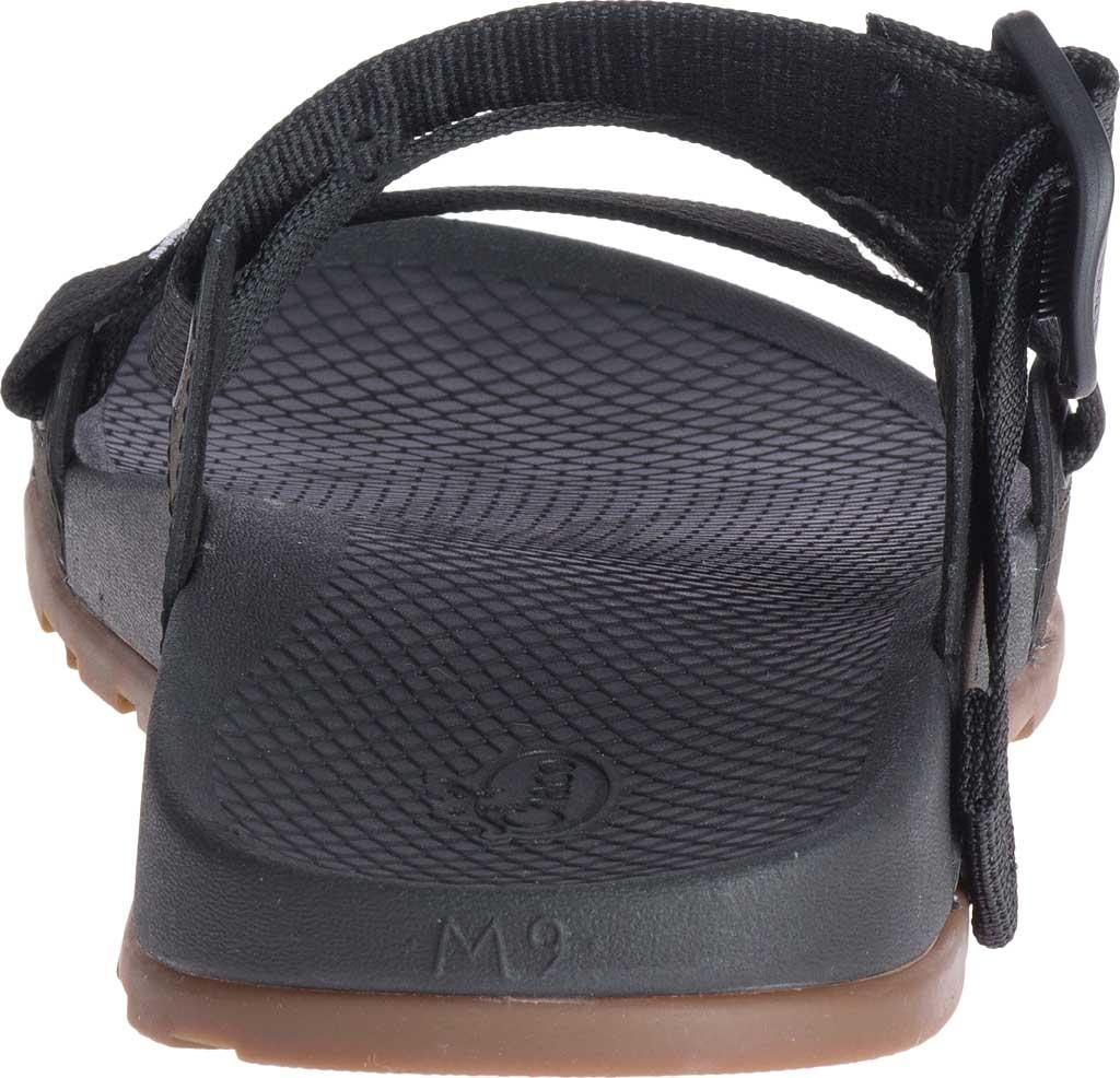 Men's Chaco Lowdown Active Slide, Black, large, image 4