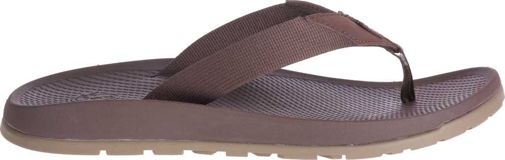 Men's Chaco Lowdown Flip Flop, Brown, large, image 2