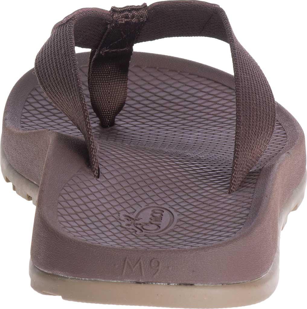 Men's Chaco Lowdown Flip Flop, Brown, large, image 4