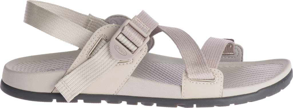 Women's Chaco Lowdown Active Sandal, Light Grey, large, image 2