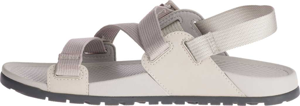 Women's Chaco Lowdown Active Sandal, Light Grey, large, image 3