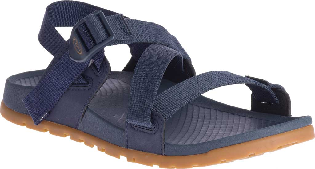 Women's Chaco Lowdown Active Sandal, Navy, large, image 1