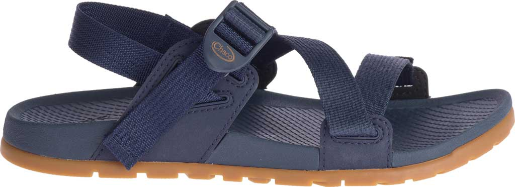 Women's Chaco Lowdown Active Sandal, Navy, large, image 2
