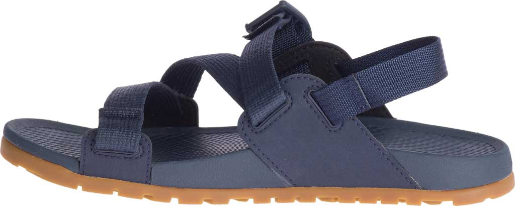 Women's Chaco Lowdown Active Sandal, Navy, large, image 3