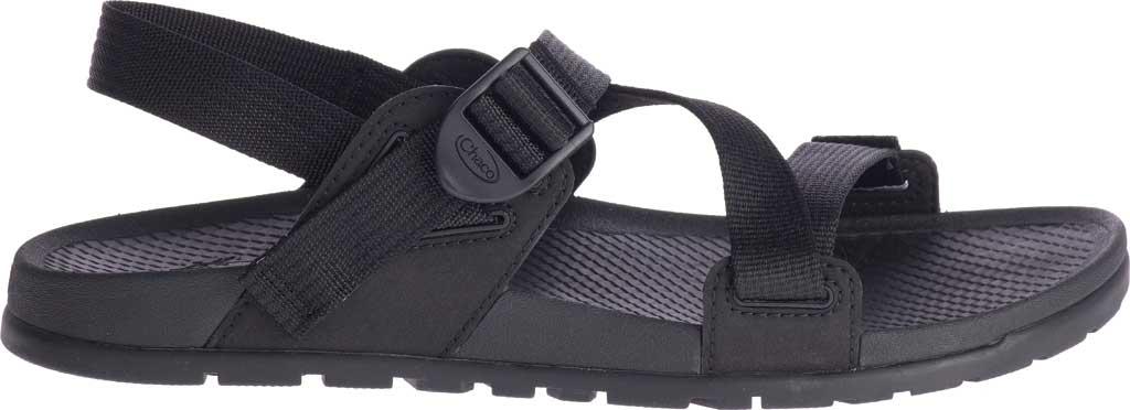 Women's Chaco Lowdown Active Sandal, Black, large, image 2