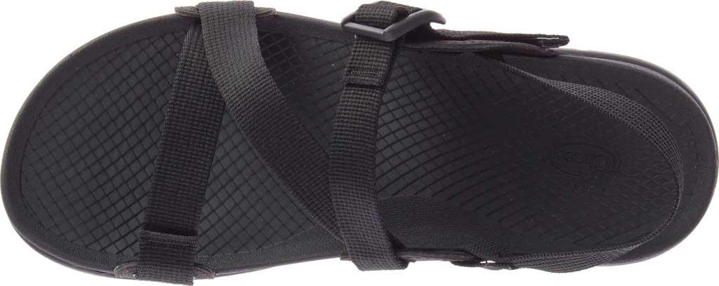 Women's Chaco Lowdown Active Sandal, Black, large, image 5
