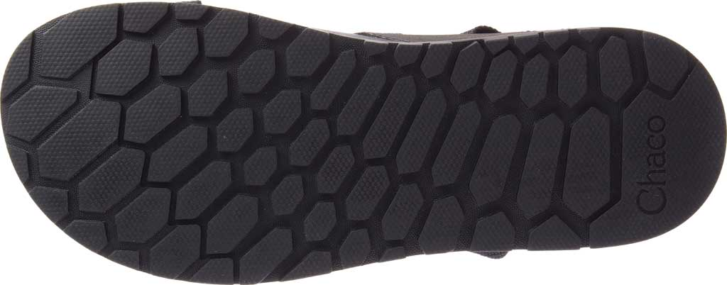 Women's Chaco Lowdown Active Sandal, Black, large, image 6