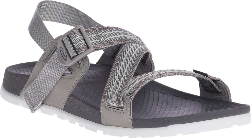 Women's Chaco Lowdown Active Sandal, Pully Grey, large, image 1
