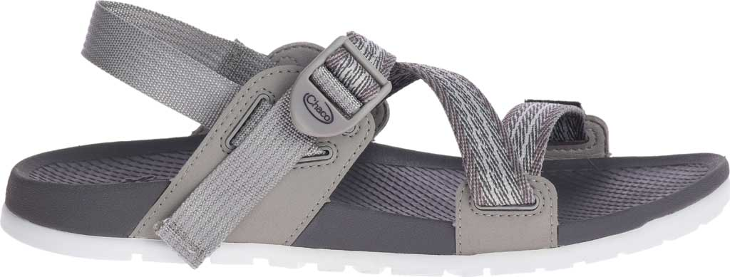 Women's Chaco Lowdown Active Sandal, Pully Grey, large, image 2
