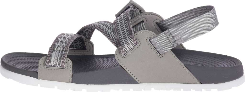 Women's Chaco Lowdown Active Sandal, Pully Grey, large, image 3