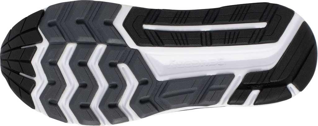 Men's Saucony Echelon 8 Running Sneaker, Alloy/Black, large, image 5