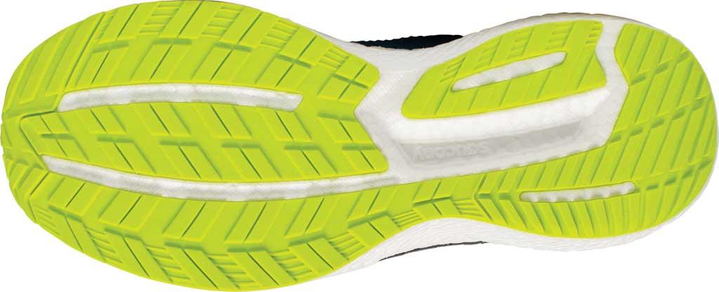 Men's Saucony Triumph 18 Running Sneaker, Cobalt/Storm, large, image 5