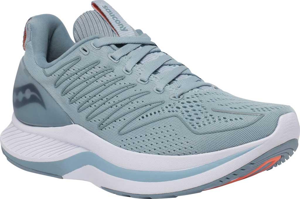 Women's Saucony Endorphin Shift Running Sneaker, Sky, large, image 1