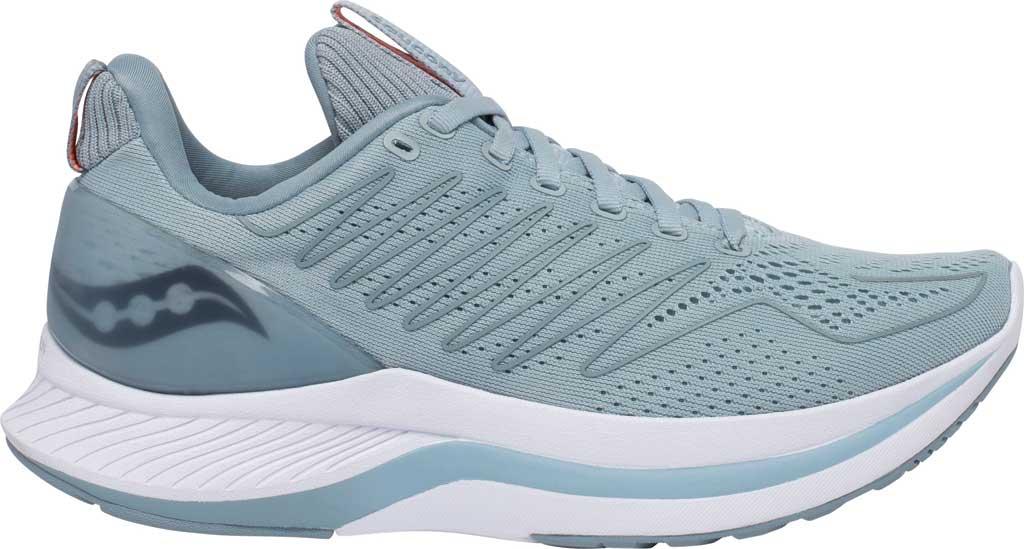 Women's Saucony Endorphin Shift Running Sneaker, Sky, large, image 2