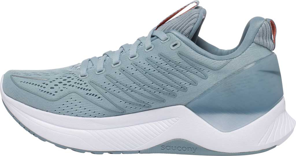 Women's Saucony Endorphin Shift Running Sneaker, Sky, large, image 3