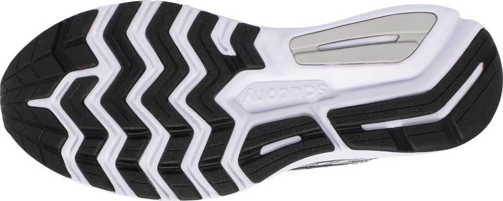 Men's Saucony Ride 13 Running Sneaker, Alloy/Black, large, image 5