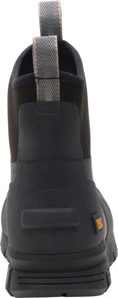 "Caterpillar Stormers 6"" Waterproof Work Boot, Black Waterproof Vulcanized Rubber, large, image 4"