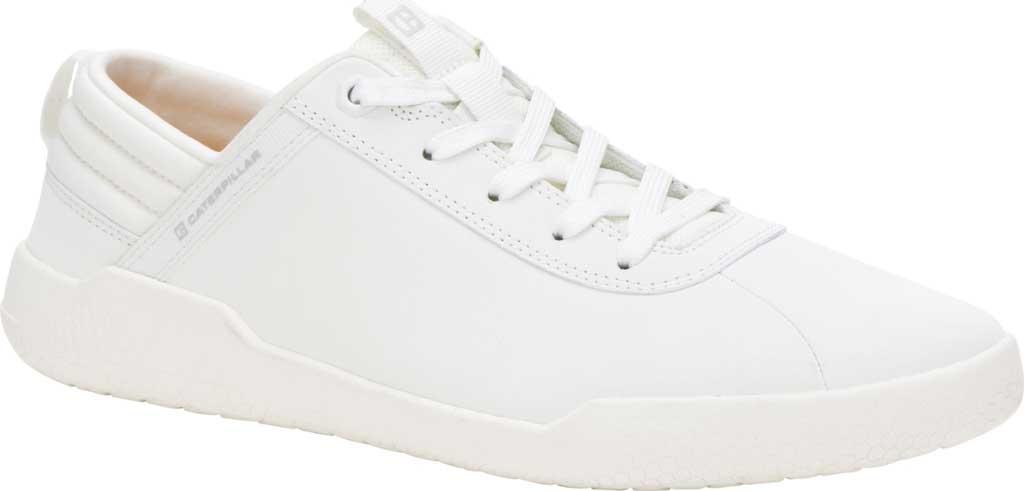 Men's Caterpillar Hex Sneaker, Star White Nubuck, large, image 1