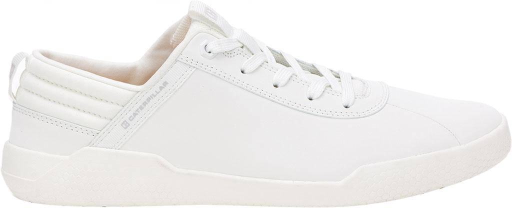 Men's Caterpillar Hex Sneaker, Star White Nubuck, large, image 2