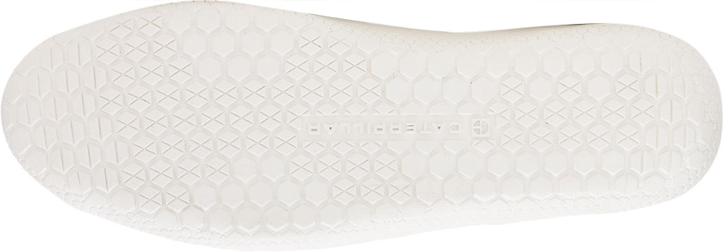 Men's Caterpillar Hex Sneaker, Star White Nubuck, large, image 6