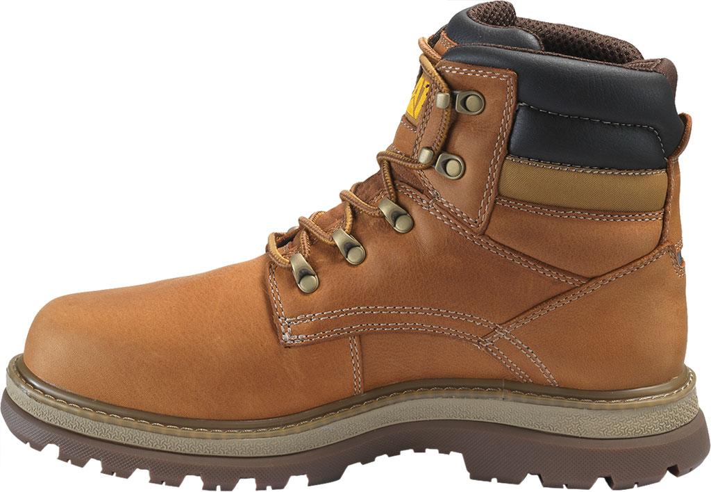 Men's Caterpillar Fairbanks Work Boot, Trail Full Grain Leather, large, image 3