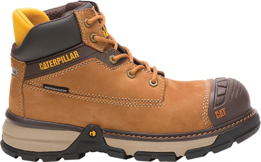 Women's Caterpillar Excavator Superlite Waterproof NanoToe Work Boot, , large, image 2