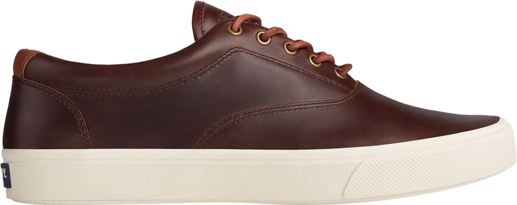 Men's Sperry Top-Sider Striper PLUSHWAVE CVO Sneaker, Dark Brown Full Grain Leather, large, image 2