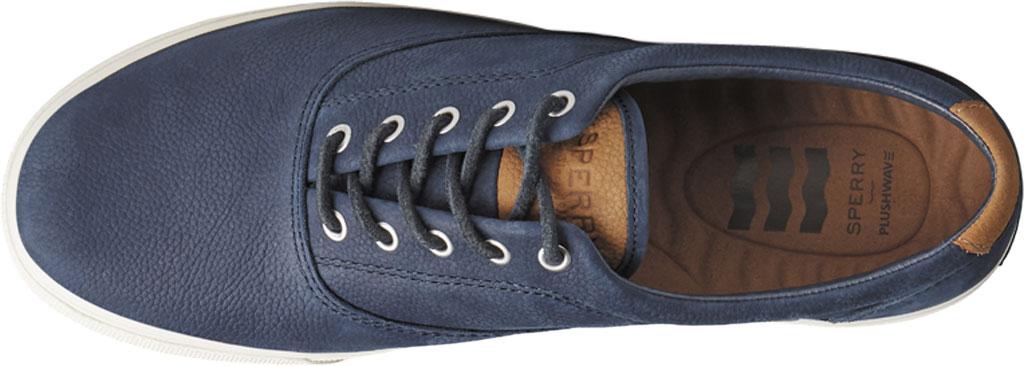 Men's Sperry Top-Sider Striper PLUSHWAVE CVO Sneaker, Navy, large, image 4